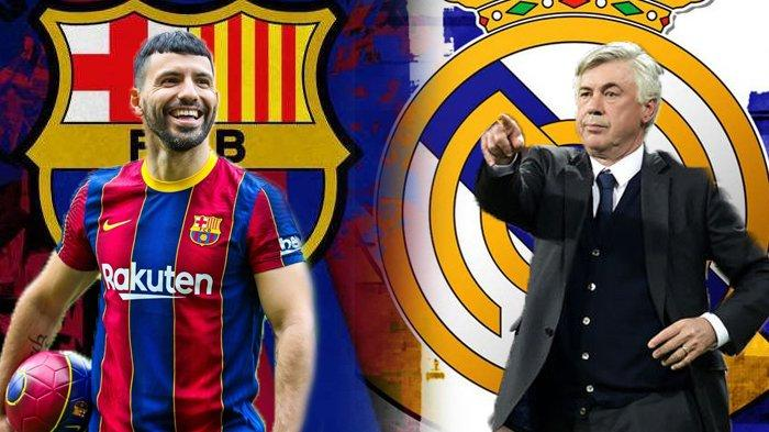 Barcelona dan Real Madrid Sama-sama CLBK di Bursa Transfer, Tapi Beda Manuver