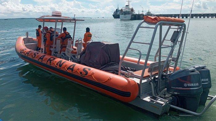 BREAKING NEWS Diduga Stres, Seorang Penumpang Speedboat Rute Nunukan-Tarakan Lompat ke Laut