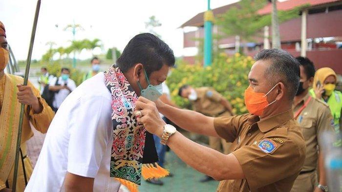 Gelar Rapat Kerja, Wali Kota se-Kalimantan Berkumpul di Kota Tarakan, Basri Rase Tiba Lebih Awal