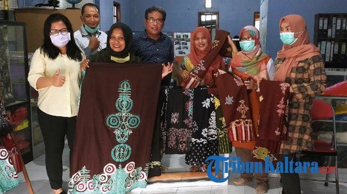 Batik Lulantatibu Diminati Malaysia, Ketua UMKM Beber Kendala Produksi Batik Khas Nunukan