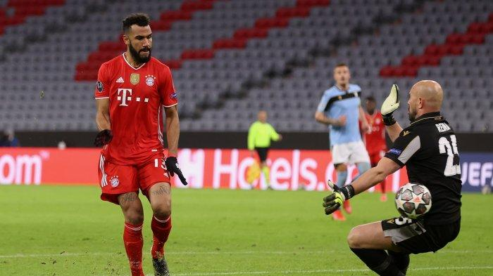 Bayern Muenchen Tumbangkan Lazio 2-1, Babak Perempat Final Liga Champions Tanpa Wakil Liga Italia