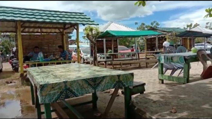 Soal Aturan Belanja di Pantai Amal Lama Tarakan, Kadis Pariwisata: Tidak Boleh Ada Keputusan Sepihak