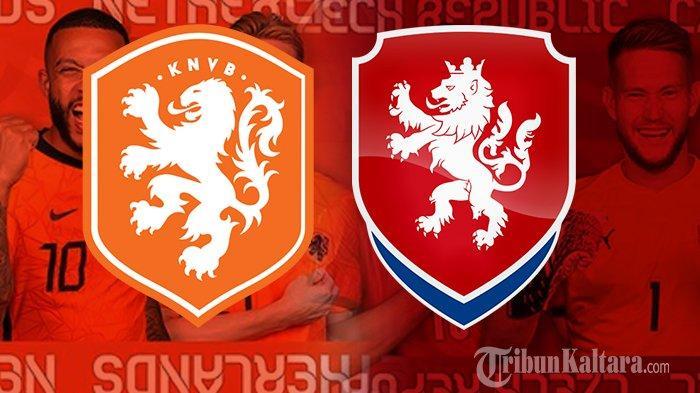 Siaran Langsung Belanda vs Rep Ceko di Euro 2020, Bek Inter Milan dan Juventus Starter
