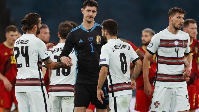 Belanda dan Portugal Angkat Koper Lebih Awal, Cristiano Ronaldo cs Terkena Kutukan Juara Bertahan