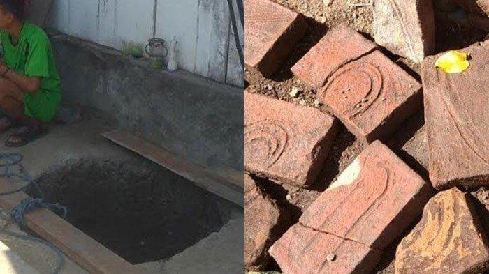 Didatangi Pria Misterius Dalam Mimpi, Abdul Ghani Temukan Benda Kuno di Lubang Galian Dekat Rumahnya