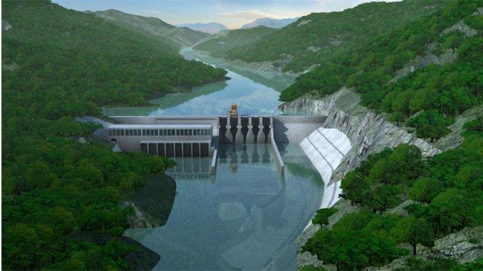 Dua Investor Minati PLTA Sungai Kayan, Ini Respons Bupati Bulungan Syarwani