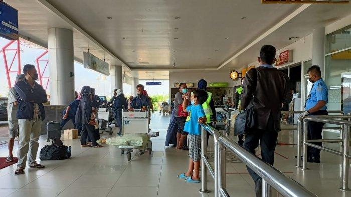 Pemerintah Indonesia lewat Satgas Penanganan Covid-19 sudah mengeluarkan SE larangan mudik 6-17 Mei agar bisa mencegah kembalinya pertambahan kasus Covid-19. TRIBUNKALTARA.COM/ANDI PAUSIAH