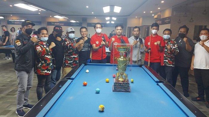 LMP Cup 9 Ball Handicap 2021 Digelar, Memperebutkan Total Hadiah Puluhan Juta