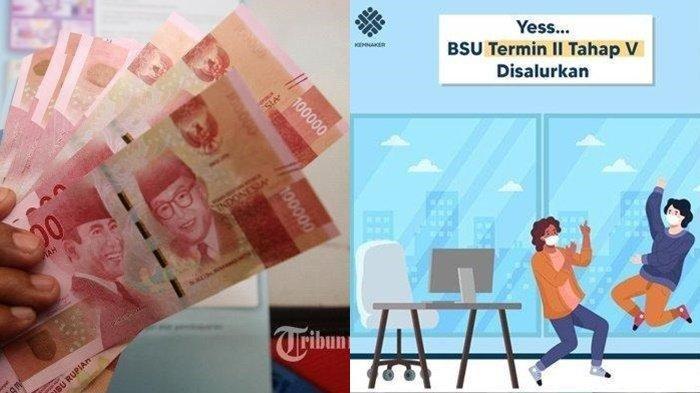 Pekerja di Wilayah PPKM Level 4 Dapat BSU Rp 1 Juta, Berikut Daerah Luar Jawa yang Terima Subsidi