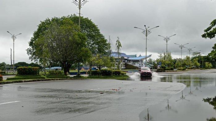 Prakiraan Cuaca Kamis 17 Juni 2021, Waspada Hujan Petir pada Sore dan Malam Hari di Malinau