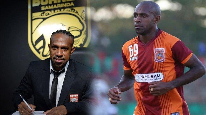 Boaz Solossa Resmi ke Borneo FC Jelang Liga 1 Bergulir, Nabil Husein Banjir Pujian