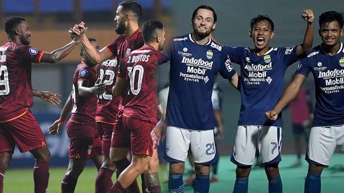 Klasemen Liga 1, Borneo FC  Lebih Superior, Persib Aman, Arema FC dan Persija Gagal Menang