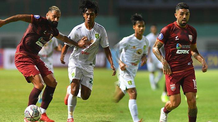 Tanpa Boaz Solossa, Barisan Penyerang Borneo FC Hancurkan Persebaya, Pesut Etam Kunci 3 Poin