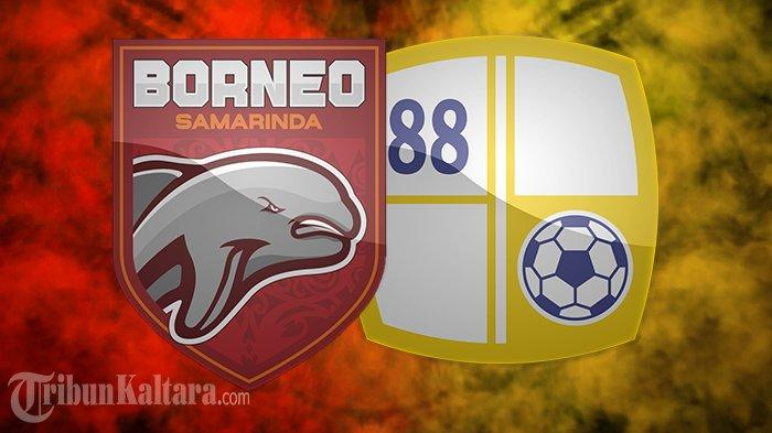 Pekan Ke 3 Liga 1 Borneo FC Lawan Barito Putera, Pesut Etam Sudah Evaluasi Usai Takluk dari Persik