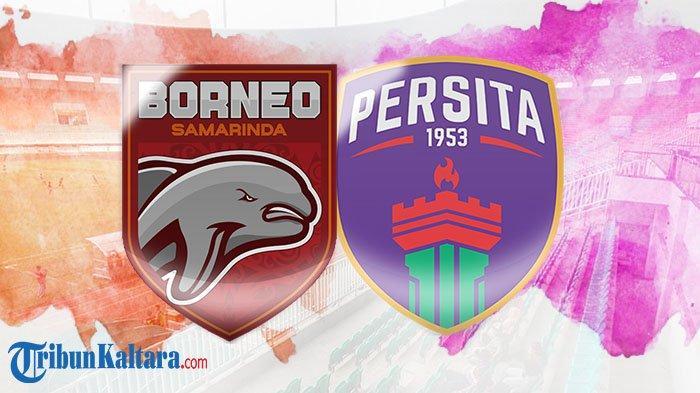 Live Streaming Borneo FC vs Persita, Pesut Etam Rindu Menang, Nabil Husein: Allah Berikan Kemenangan
