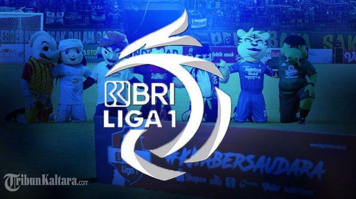 BRI Liga 1 2021. (TribunKaltara.com)