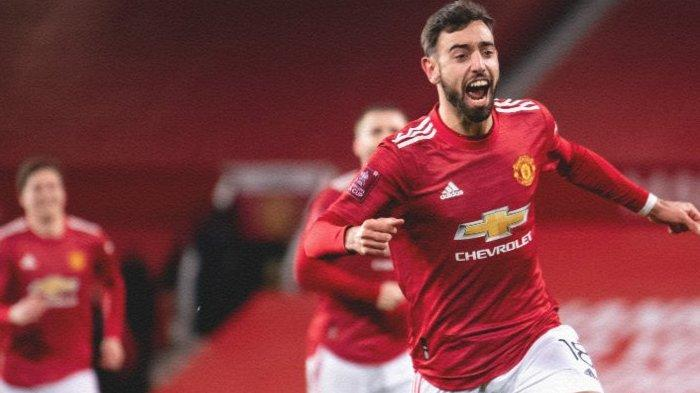 Hasil Liga Inggris Man United vs Aston Villa, Red Devils Keok di Kandang, Fernandes Gagal Penalti