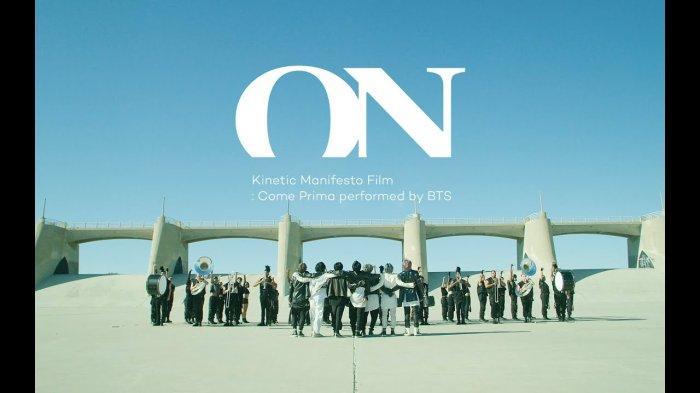 Kunci Gitar dan Lirik Lagu ON - BTS: Gajyeowa Bring the Pain, Oh Yeah