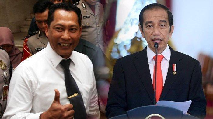 Sepak Terjang Budi Waseso, Eks Jenderal Polisi, Berani Tuding 2 Anak Buah Jokowi Dalang Impor Beras