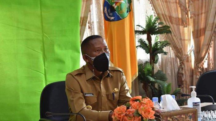 Jelang Kedatangan Presiden Joko Widodo, Bupati Bulungan Syarwani Instruksikan Kebut Perbaikan Jalan