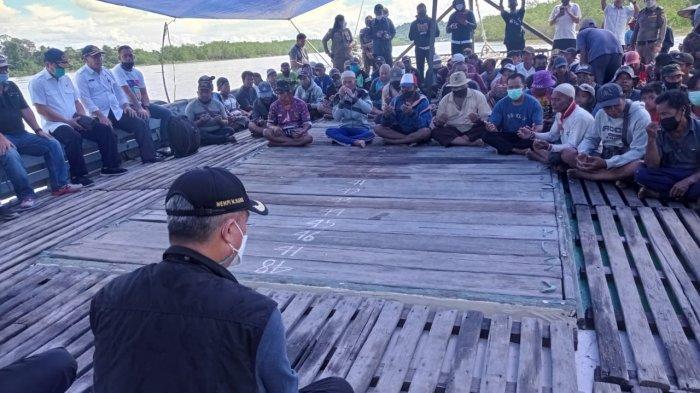 Serap Aspirasi, Bupati Malinau Wempi Mawa Rencanakan Skema Bantuan Perikanan untuk Nelayan Terdaftar