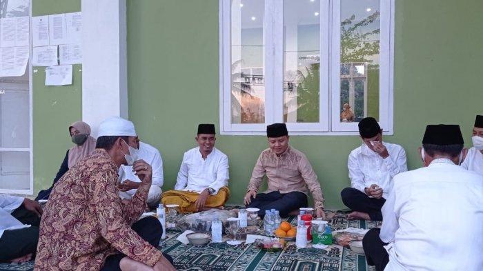 Safari Ramadan di Tana Lia, Bupati Tana Tidung Ibrahim Ali Beri Bantuan ke Masjid, Segini Nominalnya
