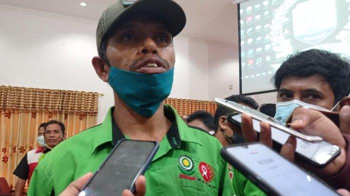 Buruh Asal Nunukan Ini Rela tak Tidur Siap Kerahkan 1.800 Orang ke DPRD Kaltara Tolak UU Cipta Kerja