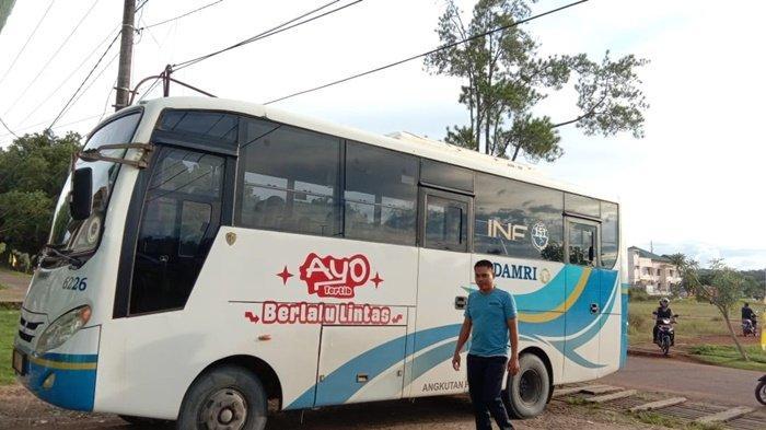 LENGKAP Jadwal dan Harga Tiket Bus Damri Kaltara Senin 19 Juli 2021, Rute Tideng Pale-Tanjung Selor
