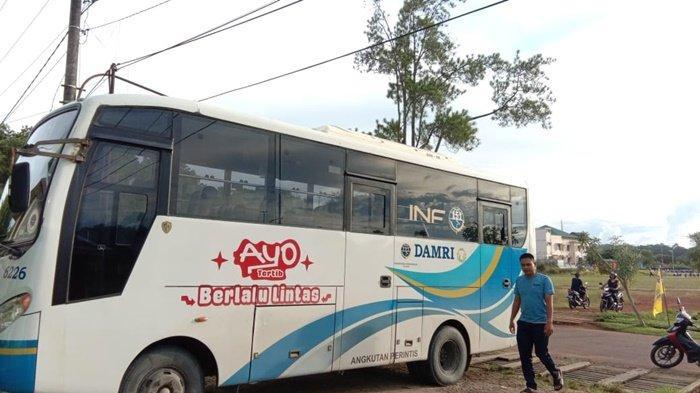 Harga Tiket Rp 100 Ribu, Ini Jadwal Bus Damri Rute Tideng Pale-Tanjung Selor Sabtu 17 Juli 2021