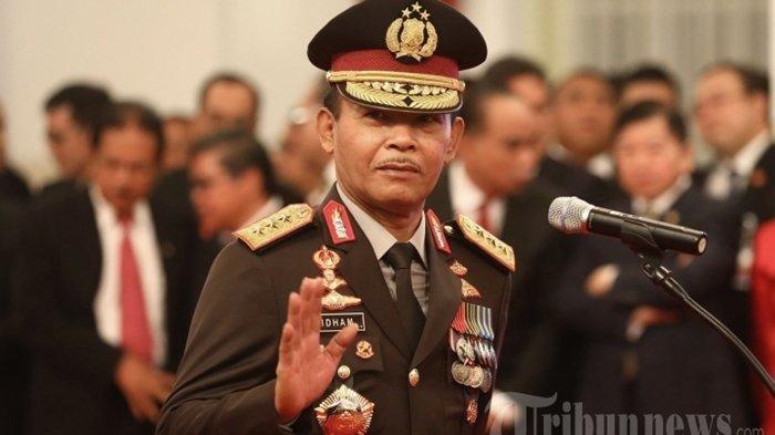 CALON KAPOLRI - (ilustrasi) Kapolri Jenderal Idham Azis. Bocoran dari IPW, ada 2 sosok yang disebut-sebut menjadi calon kuat Kapolri pengganti Jenderal Idham Azis.