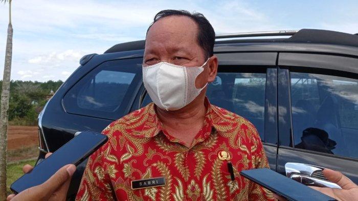 Pasar Batu Kabang di Kecamatan Betayau Tana Tidung Belum Difungsikan, Camat Sabri Beber Kendalanya