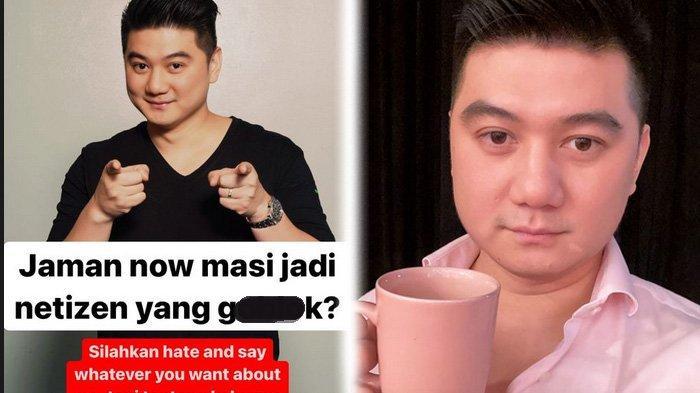 Chef Arnold Geram Anaknya Dihujat, Juri MasterChef Indonesia Beri Peringatan Tak Main-main