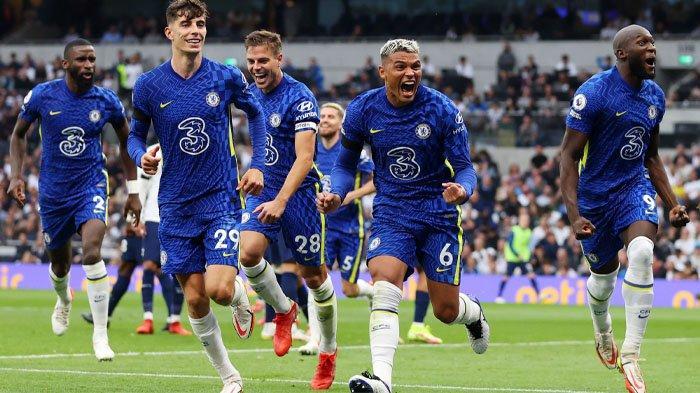 Hasil Liga Inggris, Chelsea Permalukan Tottenham Hotspur 3-0, Harry Kane tak Berkutik