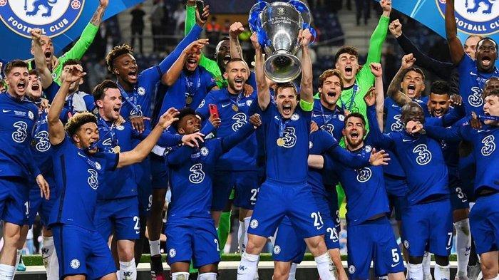 Catatan Unik Chelsea Juara Liga Champions, Mimpi Guardiola di Man City Kandas, Kovacic Jaga Tradisi