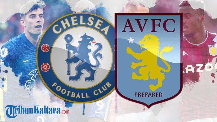 Chelsea vs Aston Villa di Liga Inggris, Lukaku Absen, Penyerang Sial jadi Andalan Thomas Tuchel?