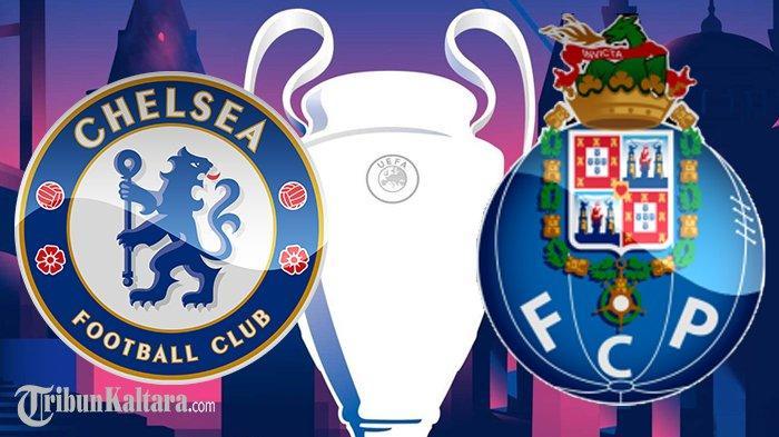 Update Liga Champions Chelsea vs FC Porto, Percaya Diri Thomas Tuchel Sekembalinya Kante, Link Live?