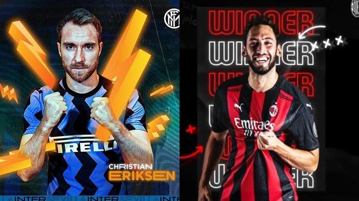AC Milan dan Inter Milan Siapkan Manuver Mengejutkan di Bursa Transfer, Libatkan 2 Nama Besar