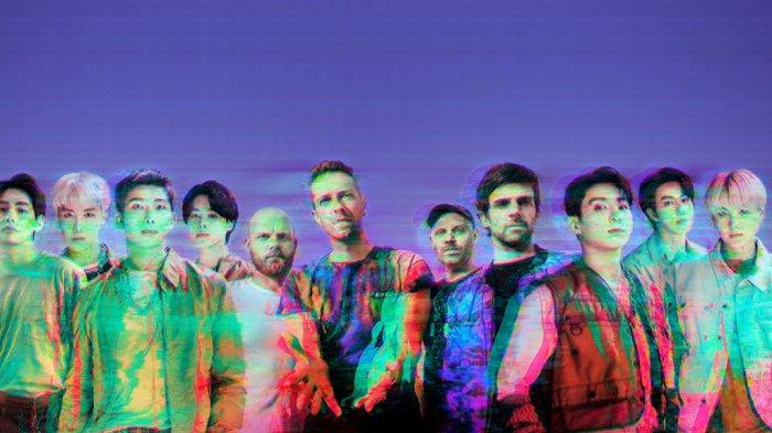 Kunci Gitar dan Lirik Lagu My Universe - Coldplay x BTS: In the Night I Lie and Look Up at You