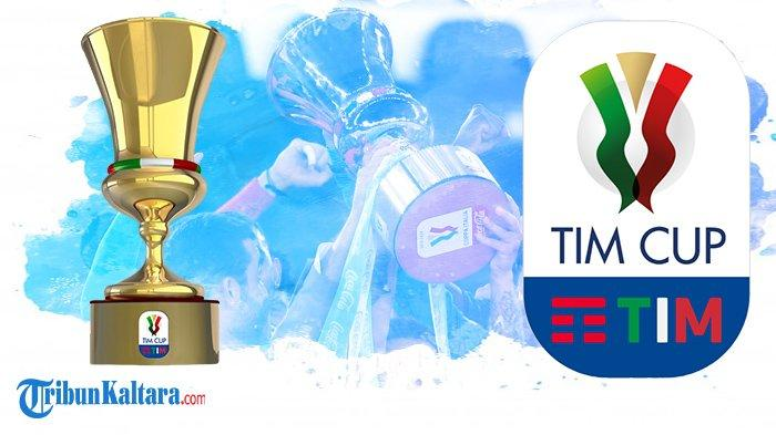 Jadwal Coppa Italia Live Streaming TVRI AC Milan vs Torino dan Fiorentina vs Inter Milan