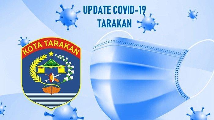 Update Covid-19 Tarakan. (Kolase TribunKaltara.com / freepik)