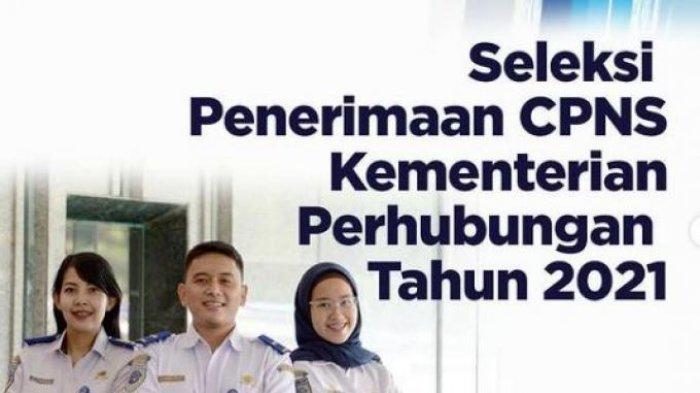 CPNS 2021 Kemenhub: Bakal Ada Formasi untuk Lulusan SMA/SMK Sederajat