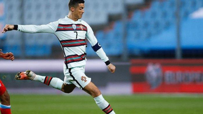 Kualifikasi Piala Dunia, Beda Nasib Portugal & Inggris, Ronaldo Pimpin Selecao Das Quinas Pesta Gol