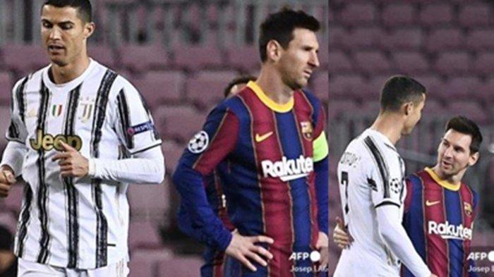 Trofi Joan Gemper 2021 Pertemukan Barcelona& Juventus, Duel Messi vs Ronaldo untuk Miralem Pjanic