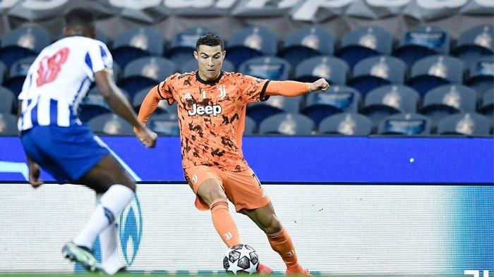 HASIL Liga Champions, FC Porto Bekap Juventus 2-1, Kalah meski Cristiano Ronaldo Cs Mendominasi Laga