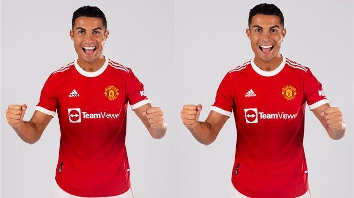 Jersey Cristiano Ronaldo Laris Manis, 12 Jam Hasil Jualan Rp 640 Miliar, MU Bakal Cepat Balik Modal