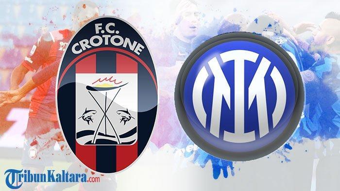 Live Streaming Crotone vs Inter Milan di beIN Sports, Peluang Amankan Scudetto, Tayang Pukul 23.50