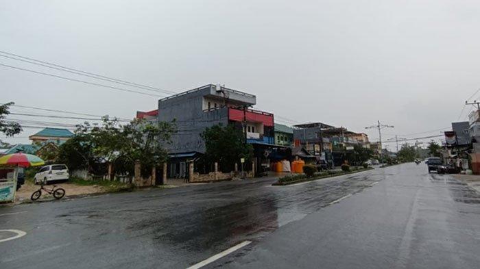Prakiraan Cuaca Rabu 15 September 2021, Hujan Ringan Diprediksi Guyur Tarakan Pagi dan Siang Hari