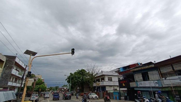 Prakiraan Cuaca Kaltara Senin 19 Juli 2021, Hujan Diprediksi Bakal Guyur Kota Tarakan Pagi Ini