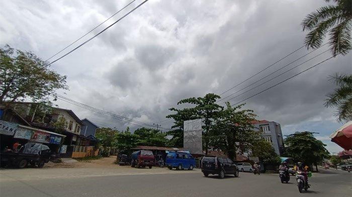 Prakiraan Cuaca Senin 20 September 2021, Hujan Disertai Petir Potensi Terjadi di Tarakan Malam Ini