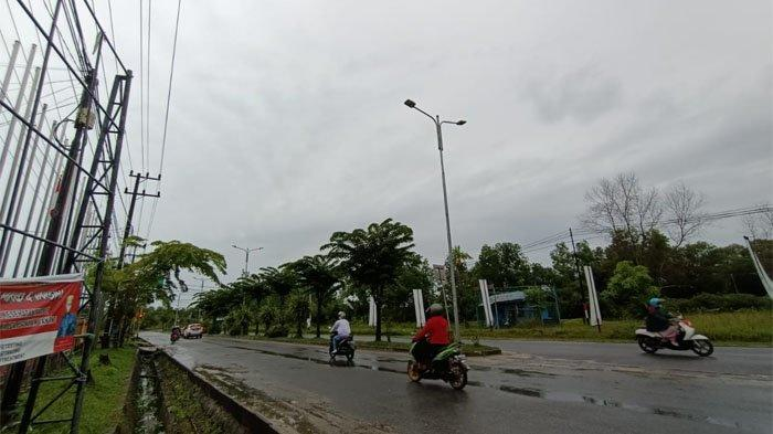 Prakiraan Cuaca Minggu 26 September 2021, Kota Tarakan Diprediksi Hujan Ringan Siang Ini
